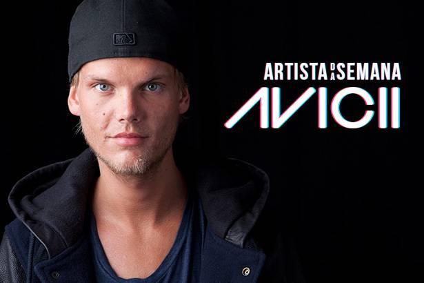 Avicii é o Artista da Semana! Background