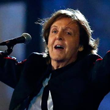 Parabéns, Paul McCartney!