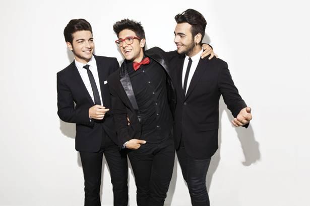 Trio de tenores IL Volo vem ao Brasil e já tem ingressos à venda Background