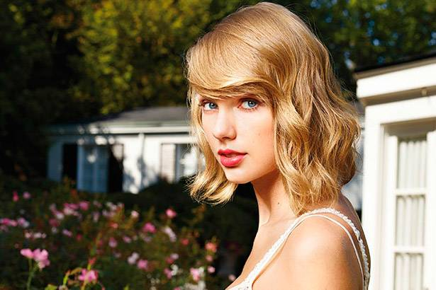 "Taylor Swift divulga clipe da faixa ""Out Of The Woods"""