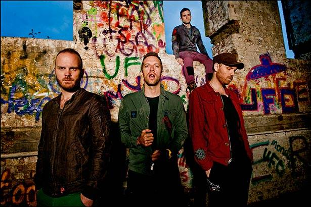 "Coldplay libera vídeo de ""Everglow"" ao vivo e lança aplicativo para novo álbum Background"