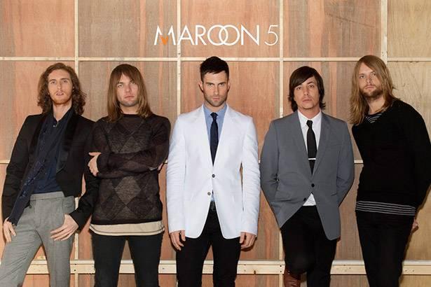 Turnê do Maroon 5 já arrecadou US$ 71 milhões com 60 shows Background
