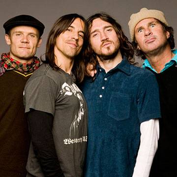 Red Hot Chili Peppers voltará a gravar novo álbum Background