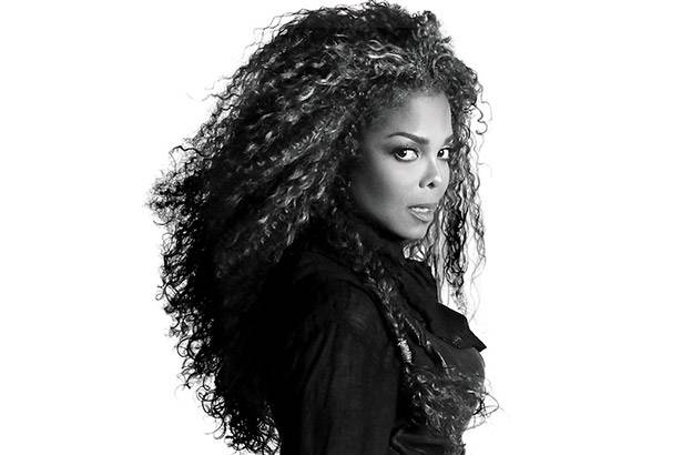 Janet Jackson cancela turnê europeia para ter filhos Background