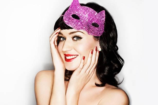 Katy Perry divulga prévia de sua nova faixa de Natal Background