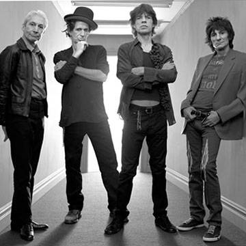 Banda The Rolling Stones virá ao Brasil em 2016! Background
