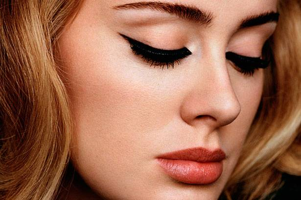 Adele lança álbum 25 e surpreende diversos fãs Background