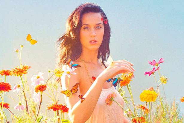 Katy Perry ganha Troféu de Diamante no Rio de Janeiro Background