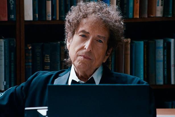Bob Dylan está trabalhando em novo álbum Background