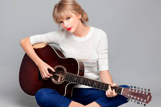 "Confira versão acústica de ""Wildest Dreams"", da cantora Taylor Swift Background"