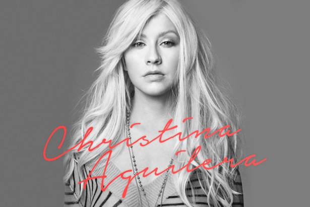 Christina Aguilera é a Artista da Semana! Background