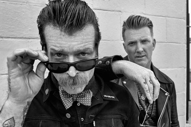 Eagles Of Death Metal publica nota sobre ataque terrorista Background