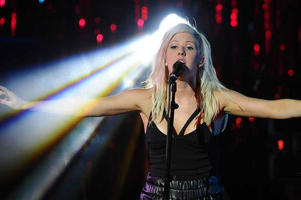 Ellie Goulding participará de disco em apoio à Global Citizen Background