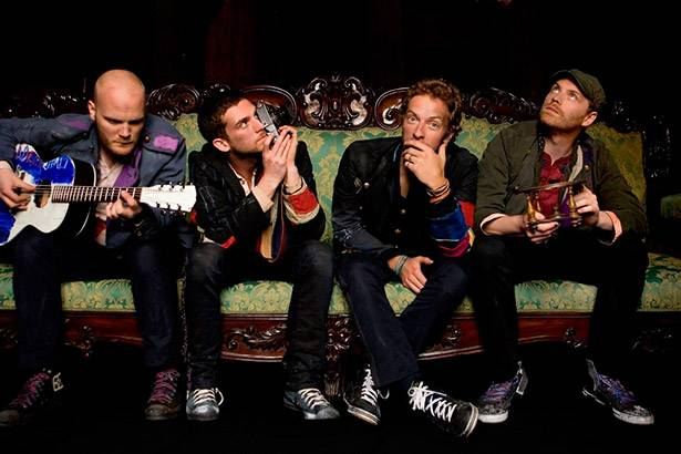Coldplay faz suposto anúncio sobre data do novo disco Background