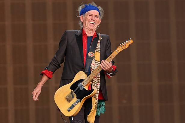 Confira o primeiro trailer do documentário sobre Keith Richards Background