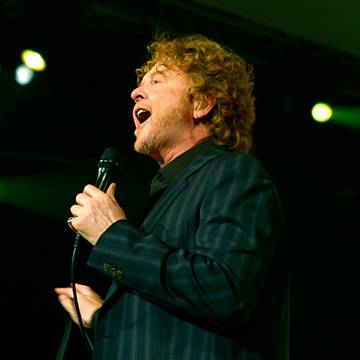 Simply Red tocará no Brasil em 2016! Background