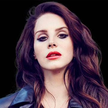 "Lana Del Rey aparece no Top 10 da Billboard com ""High By The Beach"" Background"