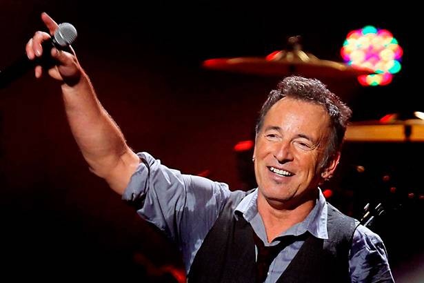 "Bruce Springsteen anuncia ""The River Tour"" Background"