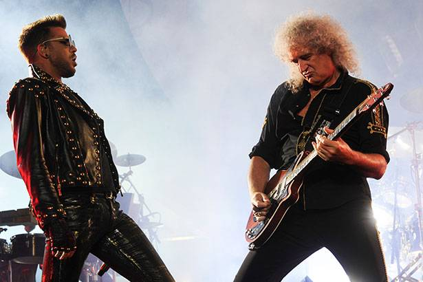 Rock in Rio Lisboa 2016 receberá Queen + Adam Lambert Background