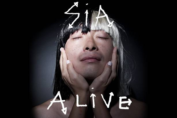 "Sia estreia clipe do single ""Alive"" Background"