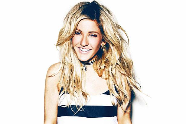 Ellie Goulding lança seu novo disco! Background