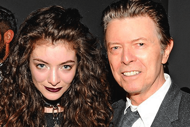 David Bowie considerava Lorde o futuro da música Background