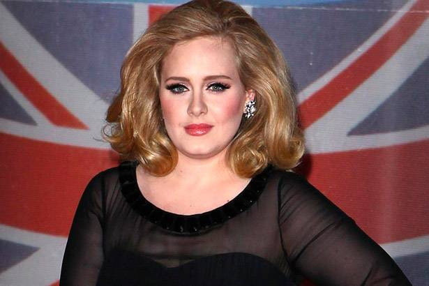 Adele é indicada a quatro categorias do BRIT Awards 2016