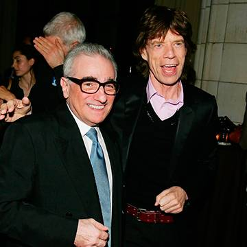 Série de Mick Jagger e Scorsese estreará em 2016 Background