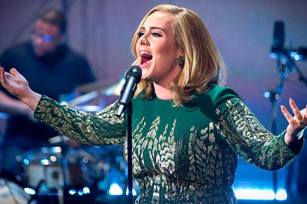 Adele revela primeiras datas da nova turnê Background