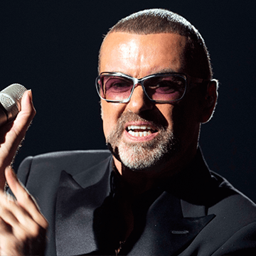 George Michael estaria lutando contra vício em crack Background