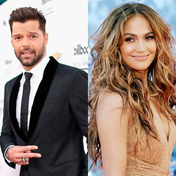"Jennifer Lopez e Ricky Martin estarão no documentário ""Latin Explosion: A New America"" Background"