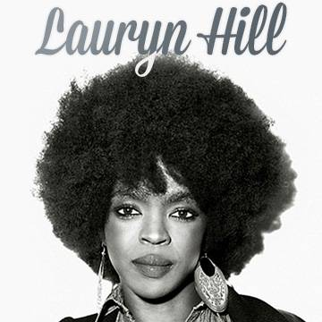 Lauryn Hill é a Artista da Semana! Background