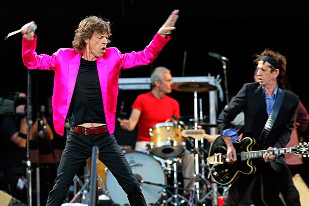 Placeholder - loading - The Rolling Stones topam gravar novo disco