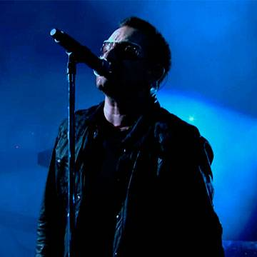 Bruce Springsteen toca com U2 em turnê do grupo