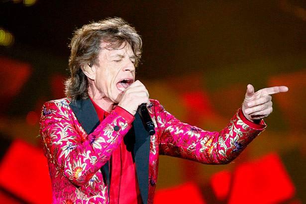 Rolling Stones apresentam clássicos em show no Rio de Janeiro Background