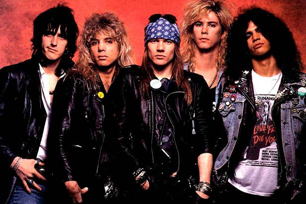 Placeholder - loading - Guns N' Roses pode passar pela América do Sul em 2016 Background