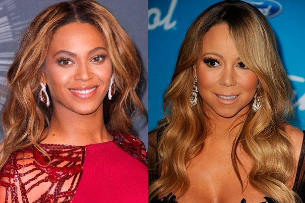 Mariah Carey fala sobre possível parceria com Beyoncé Background