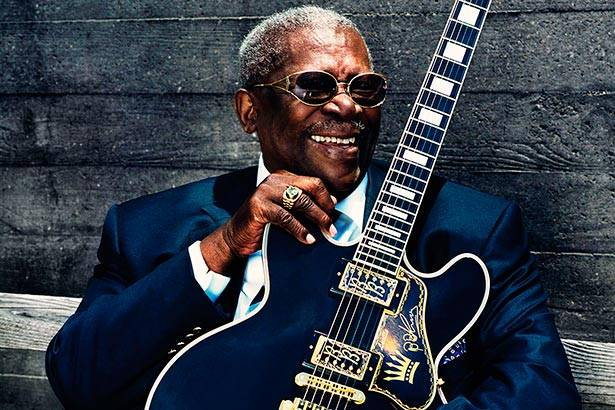 Assessor de B.B. King processa as filhas do bluesman Background