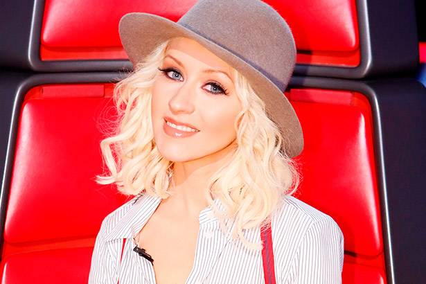 Placeholder - loading - Christina Aguilera inicia trabalhos para novo álbum Background