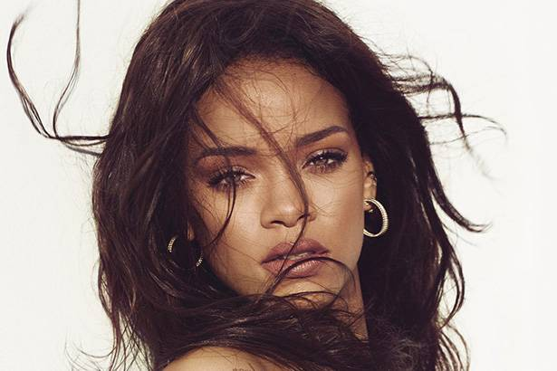 Rihanna publicou vídeo de ensaio para shows na América do Sul Background