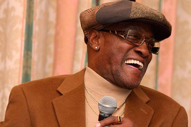 Parabéns, Billy Paul!