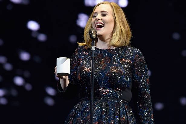 Adele confirma pausa na carreira após turnê Background