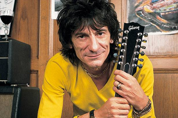 The Rolling Stones pode lançar álbum este ano, diz Ronnie Wood Background