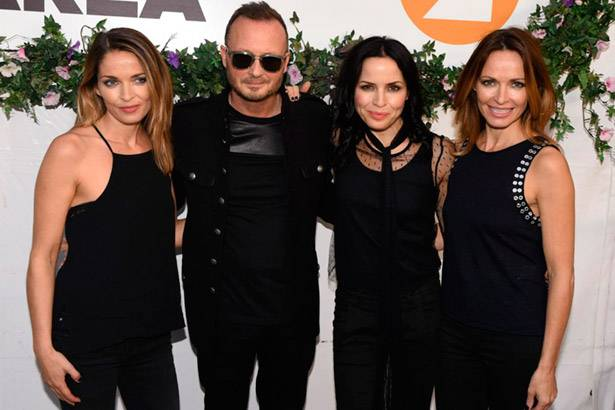 The Corrs lança novo disco e participa de programa francês Background