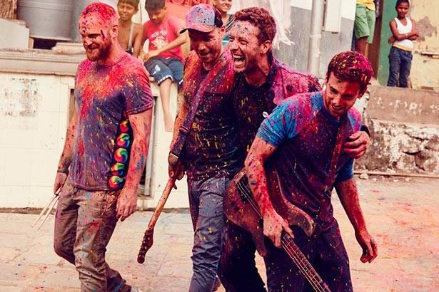 Coldplay anuncia apresentações no Brasil para 2016 Background