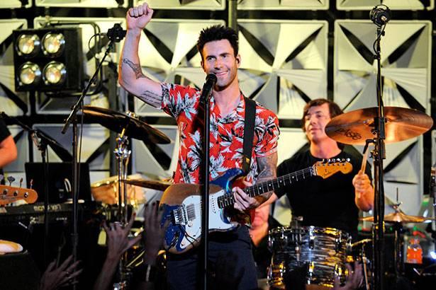 Maroon 5 fará show extra em São Paulo! Background