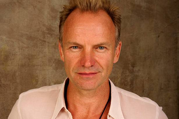 Sting disponibiliza fazenda na Toscana para temporada Background