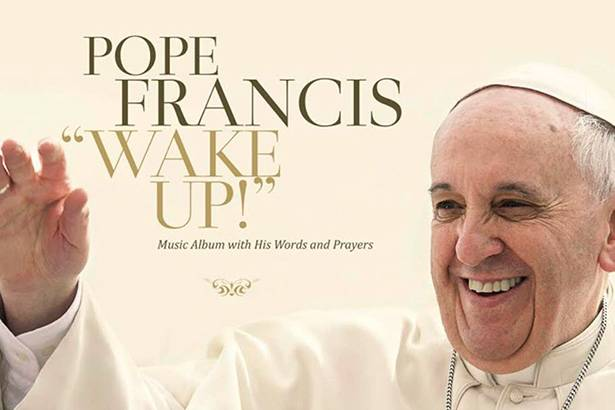 Papa Francisco lançará disco de rock!