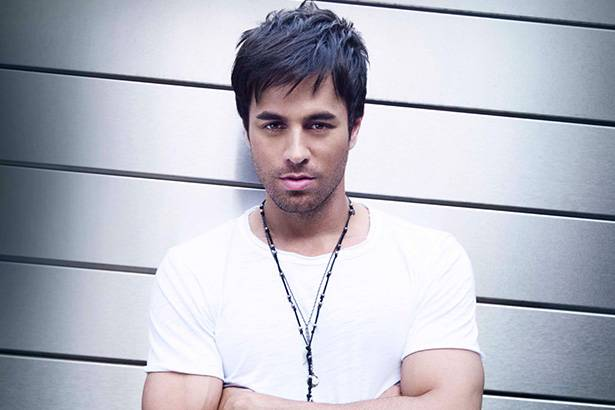 Enrique Iglesias fará novos shows na América do Sul Background