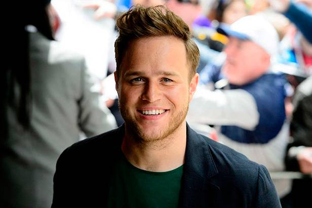 Olly Murs anuncia próximo single Background